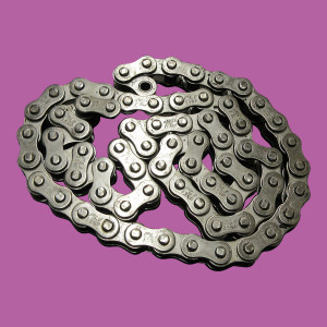 Simple roller chain #60 (regular application)