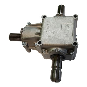 Gearbox T281 (1 3/8-6 tracteur and 1 3/8 fan)