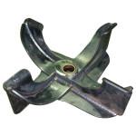 Fan de souffleuse Kioti 4 palettes 22 po de diamètre x 7 po de profondeur