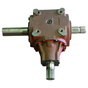 Boite d'engrenage ( gear box) T27D (1 1/2 po sortie fan)