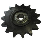 """Idler Sprocket"" #50 x 15 dents pour arbre 5/8 po"