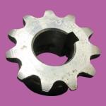 """""""Sprocket"""" #35 x 11 dents avec trou de 5/8 + chemin de clef"""