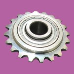 """Idler Sprocket"" #35 x 20 dents pour arbre 5/8 po"