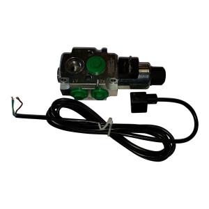 Valve électrique 3 voies pour ajout d' une sortie hydraulique (déviateur) 12V